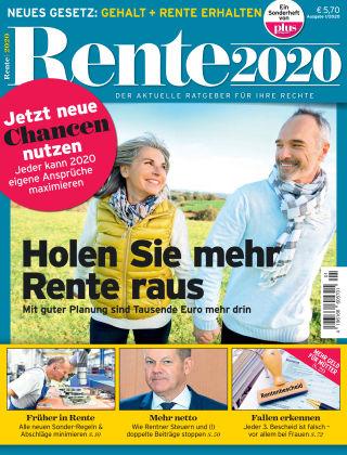 Rente kompakt 01/2020