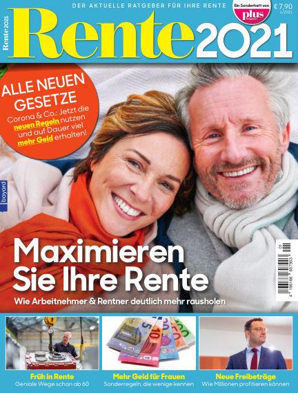 Rente kompakt October 14, 2020 00:00