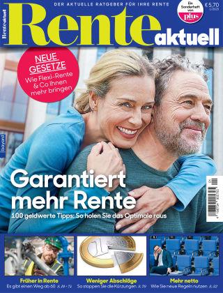Rente aktuell 01/2020