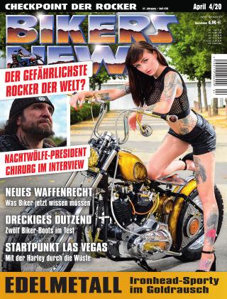 BIKERS NEWS 04/2020