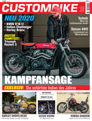 CUSTOMBIKE 01/2020