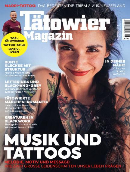 TätowierMagazin May 18, 2019 00:00