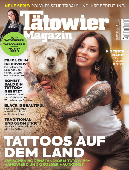 TätowierMagazin April 17, 2019 00:00