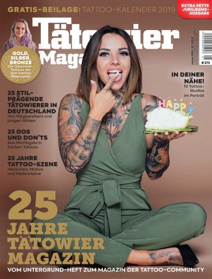 TätowierMagazin December 14, 2018 00:00