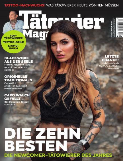 TätowierMagazin September 20, 2019 00:00