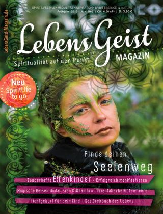 LebensGeist Magazin 01/2019