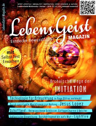 LebensGeist Magazin 02/2019
