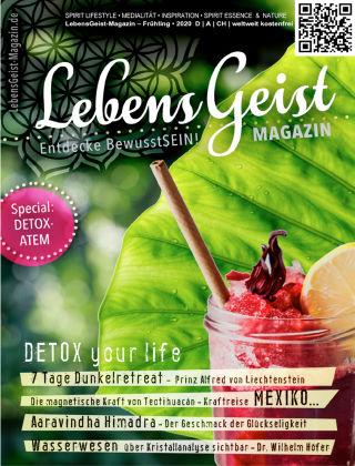 LebensGeist Magazin 01/2020