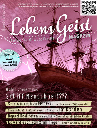 LebensGeist Magazin 02/2020