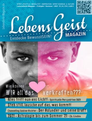 LebensGeist Magazin Nr. 7 • 4/21