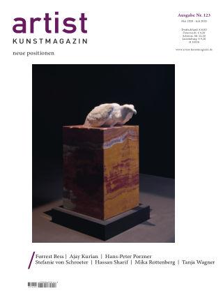 artist Kunstmagazin 123
