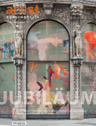 artist Kunstmagazin 125