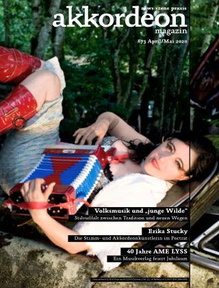 akkordeon magazin #73 02-2020