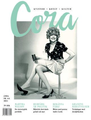 Cora 2021-03-15