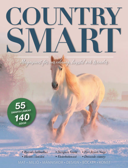 Countrysmart Readly Exclusive January 15, 2020 00:00