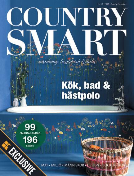 Countrysmart Readly Exclusive October 17, 2020 00:00
