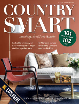 Countrysmart Readly Exclusive 2021-08-14