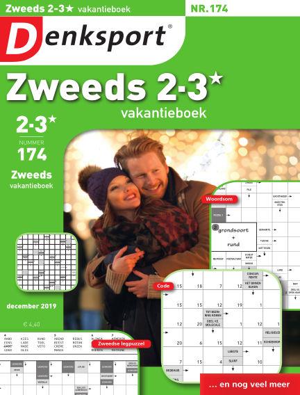 Denksport Zweeds 2-3* vakantieboek December 17, 2019 00:00