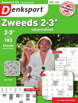 Denksport Zweeds 2-3* vakantieboek 183