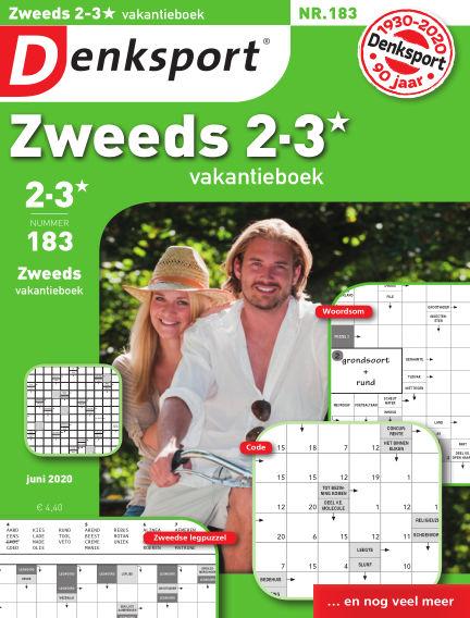 Denksport Zweeds 2-3* vakantieboek June 11, 2020 00:00