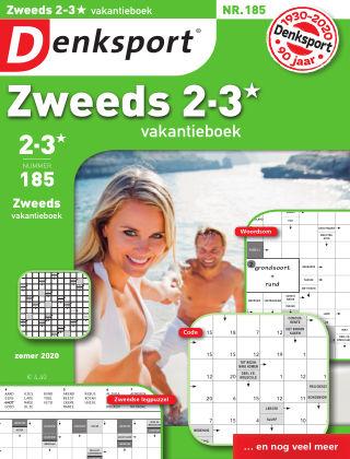 Denksport Zweeds 2-3* vakantieboek 185