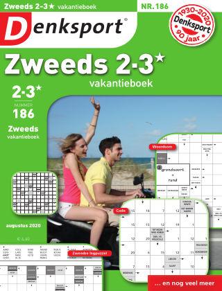 Denksport Zweeds 2-3* vakantieboek 186