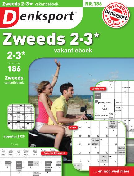 Denksport Zweeds 2-3* vakantieboek August 13, 2020 00:00