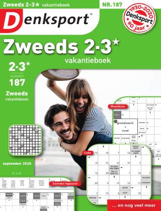 Denksport Zweeds 2-3* vakantieboek 187