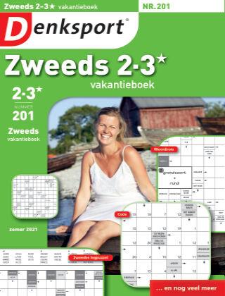 Denksport Zweeds 2-3* vakantieboek 201