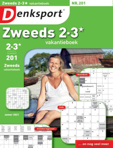 Denksport Zweeds 2-3* vakantieboek June 24, 2021 00:00