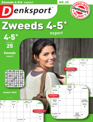 Denksport Zweeds 4-5* 025