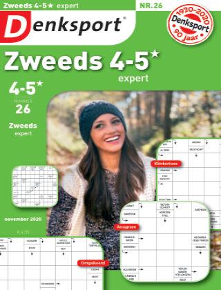 Denksport Zweeds 4-5* 026