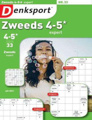 Denksport Zweeds 4-5* 033