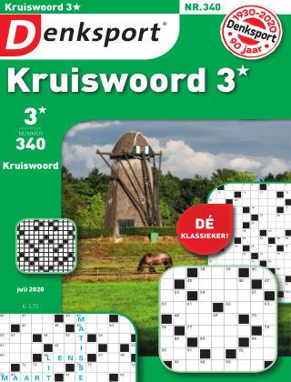 Denksport Kruiswoord 3* 340