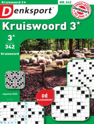 Denksport Kruiswoord 3* 342