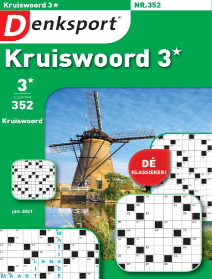 Denksport Kruiswoord 3* May 20, 2021 00:00
