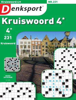 Denksport Kruiswoord 4* 231