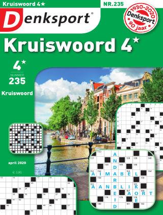 Denksport Kruiswoord 4* 235
