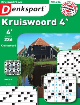 Denksport Kruiswoord 4* 236