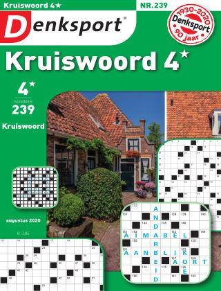 Denksport Kruiswoord 4* 239