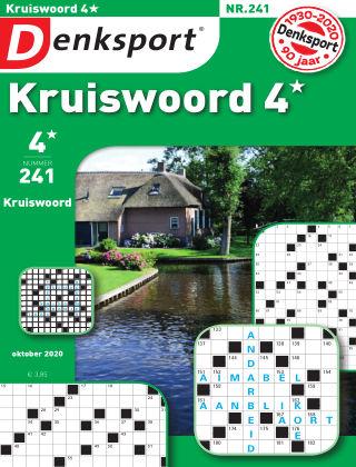 Denksport Kruiswoord 4* 241