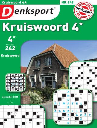 Denksport Kruiswoord 4* 242
