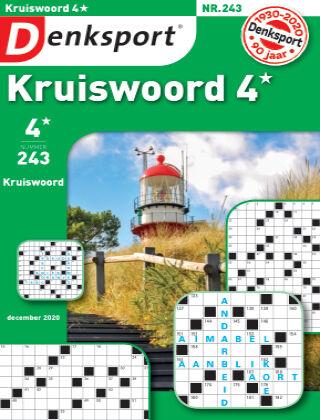 Denksport Kruiswoord 4* 243