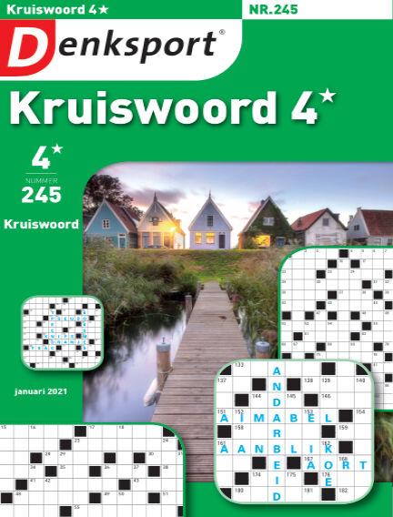 Denksport Kruiswoord 4*