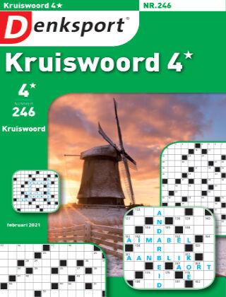 Denksport Kruiswoord 4* 246