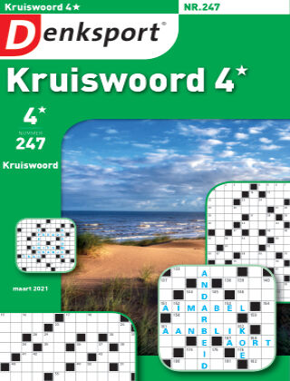 Denksport Kruiswoord 4* 247