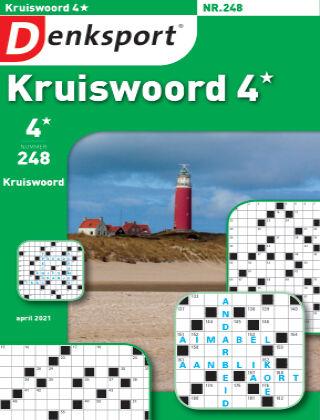Denksport Kruiswoord 4* 248
