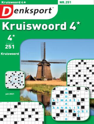 Denksport Kruiswoord 4* 251