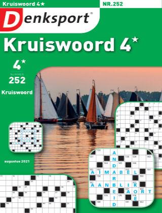 Denksport Kruiswoord 4* 252