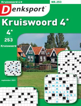 Denksport Kruiswoord 4* 253